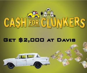 Cash for Clunkers Medicine Hat