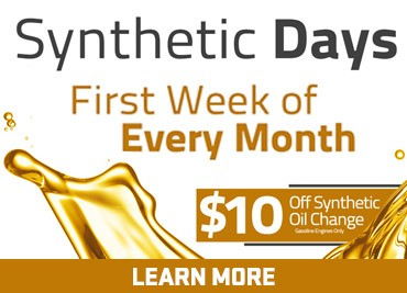 Synthetic Days - Mini banner
