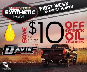 Davis GMC Buick Synthetic Days
