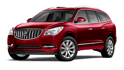 2017 Buick Enclave - SMALLER FILE SIZE
