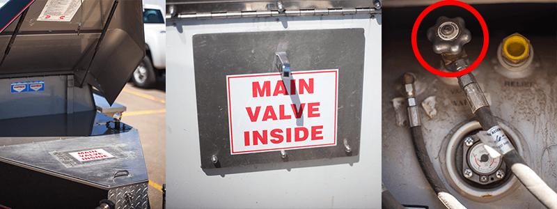 BBQ valve
