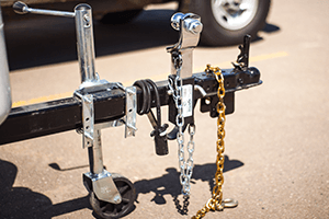 tow-ball hitch
