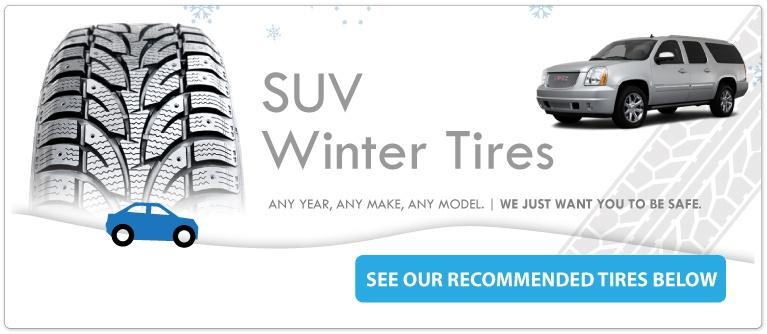 SUV Winter Tires