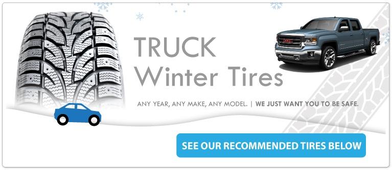 Winter Tires for Trucks