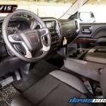 black-truck-interior