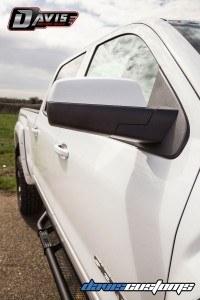 white-truck-mirror