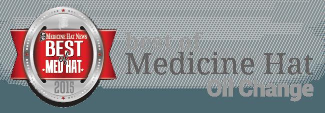 Best of Medicine Hat Oil Change