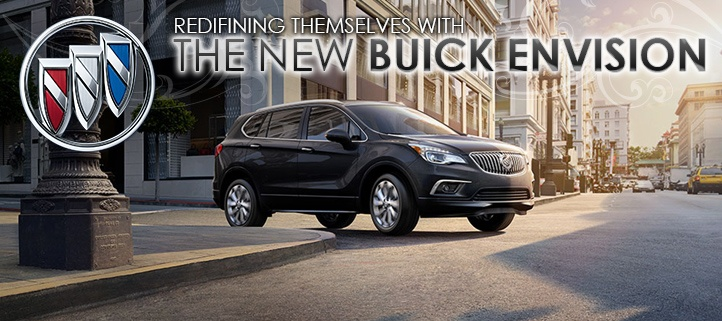 Buick Envision - Main Graphic