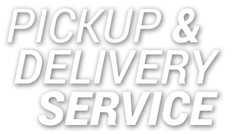 Pickup and Delivery Service Medicine Hat