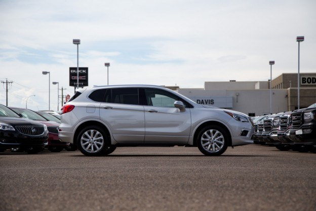 2016 Buick Envision Medicine Hat