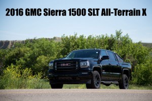 2016 GMC Sierra 1500 SLT All-Terrain X