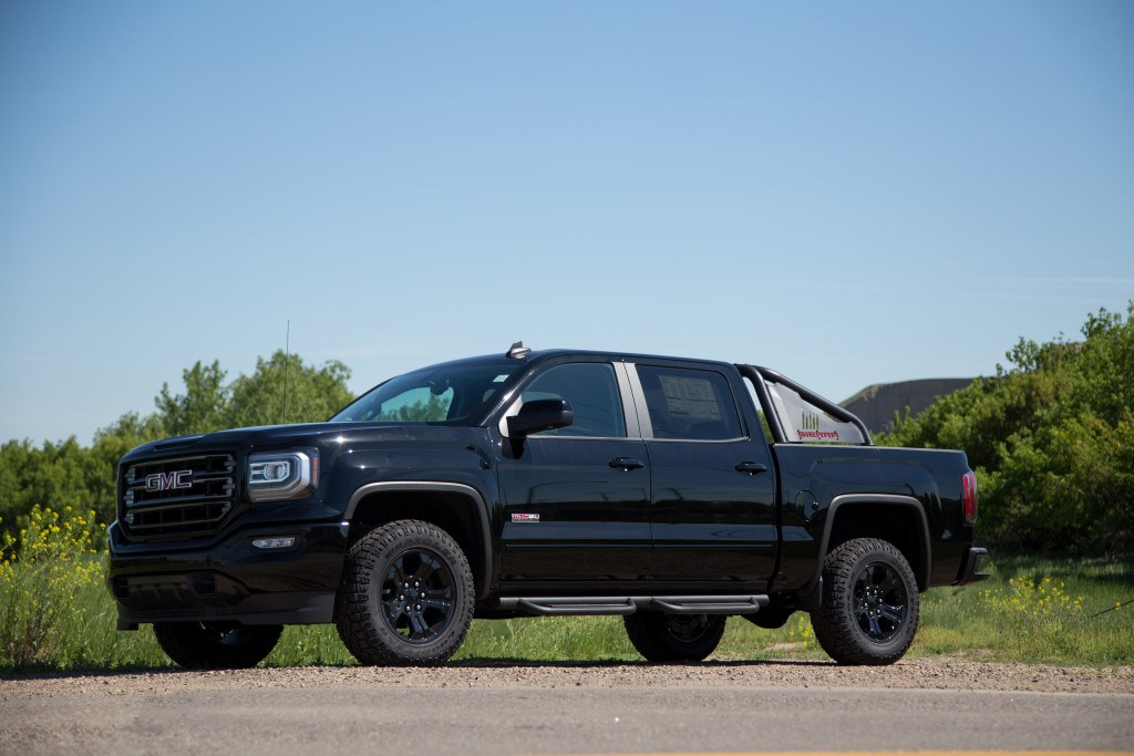 2016 GMC Sierra 1500 SLT All-Terrain X