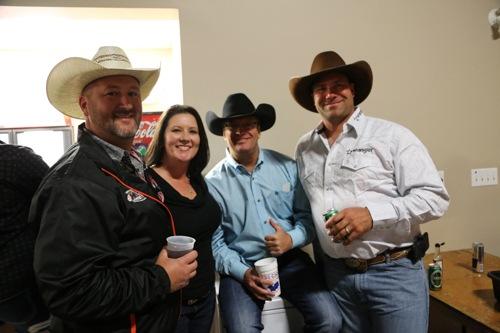 WPCA Staff with Mitch Sutherland!