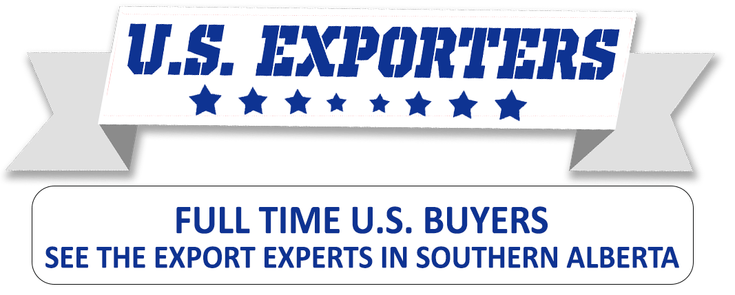 U.S.A. Export Experts - The very best value for your trade.