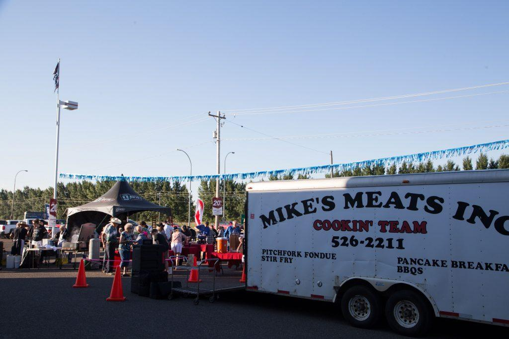 Thank you Mikes Meats for coming out to help us at the Breakfast